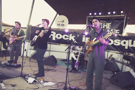 Rock'in Kiosque - Le groupe The Airplane