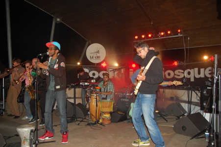 Rock'in Kiosque - Le groupe Abdul & Gang