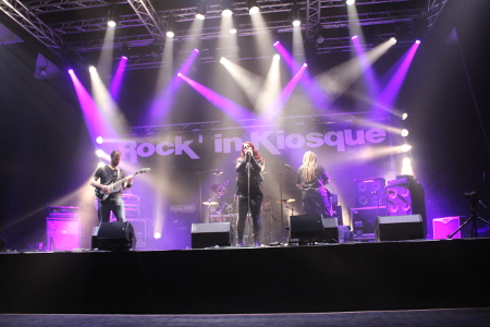 Rock'in Kiosque - Le groupe Astral Tears